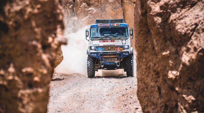 Na Dakarju vse po starem