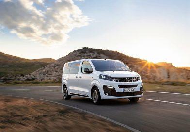 Nova Opel Zafira Life