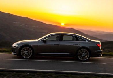 Na cesti z Audi A6 TDI 50: Quattro biznis