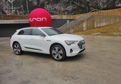 Povsem električni Audi