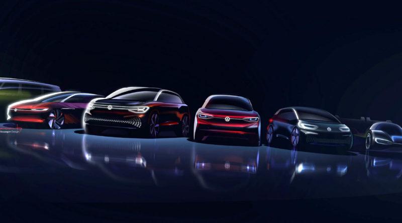 Prihaja najinovativnejša družina električnih vozil na svetu