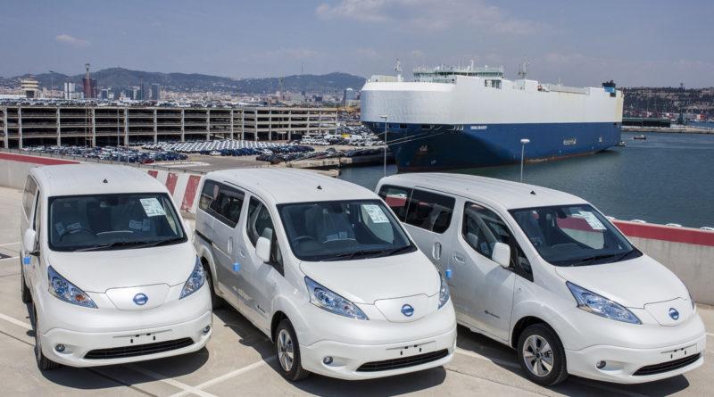 Rekordnih 10.000 naročil Nissanovega električnega e-NV200