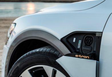 Nova različica pogona za Audi e-tron 50 quattro