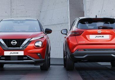 Popolnoma novi Nissan JUKE