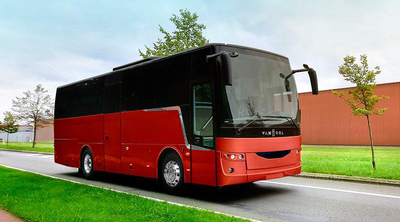 Van Hool z novimi avtobusi