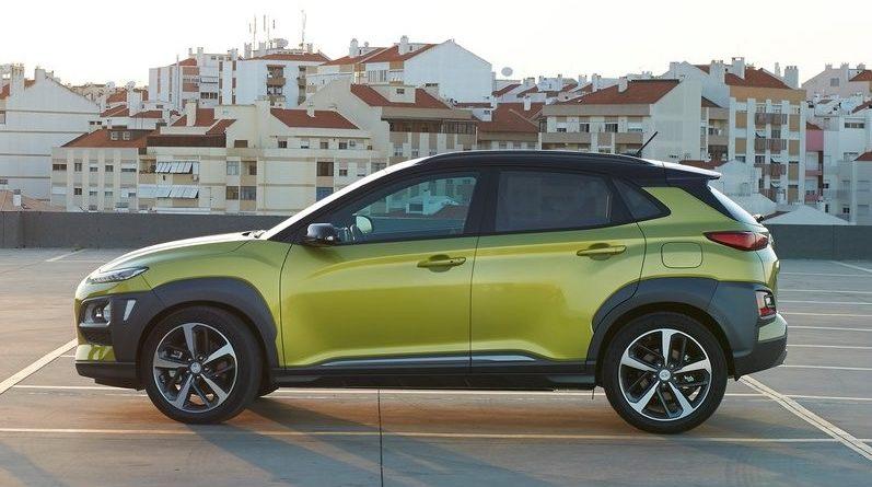 Po cesti s Hyundaijevo Kono 1,6 CRDi