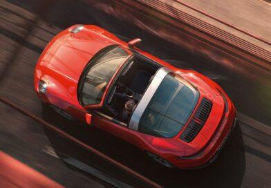 Eleganten, ekstravaganten in edinstven: novi Porsche 911 Targa