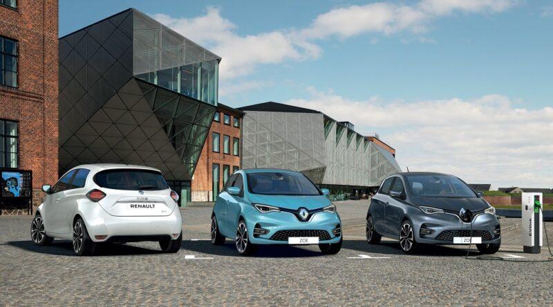 V Evropi prodanih že več kot 300.000 električnih vozil Renault