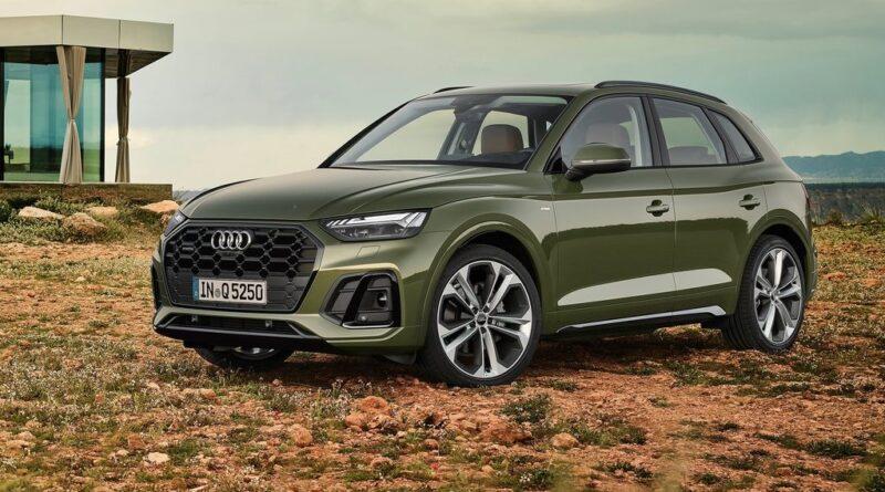 Audi predstavlja prenovljeni Q5