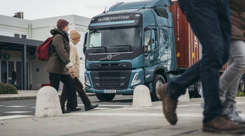 Amazon Alexa v novih tovornjakih