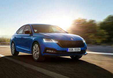 Škoda Octavia prvič kot Sportline