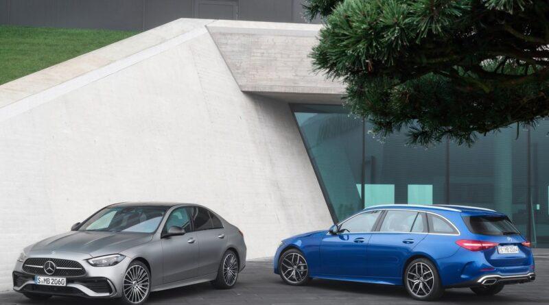 Mercedes novi razred C